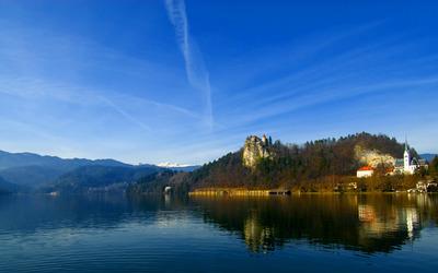 Lake Bled [2] wallpaper