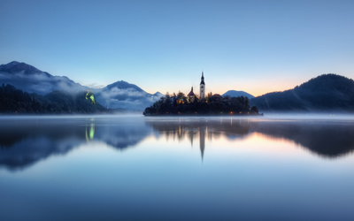 Lake Bled [3] wallpaper