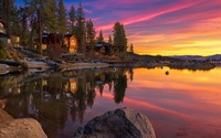 Lake Tahoe [3] wallpaper 1920x1080 jpg