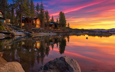 Lake Tahoe [3] wallpaper