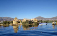 Lake Titicaca wallpaper 1920x1200 jpg