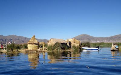 Lake Titicaca wallpaper