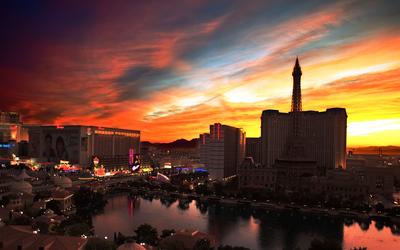 Las Vegas [6] wallpaper