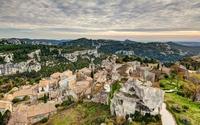 Les Baux-de-Provence wallpaper 2560x1600 jpg