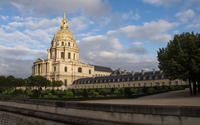 Les Invalides wallpaper 1920x1200 jpg