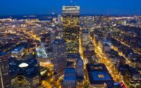 Lights in Boston wallpaper 1920x1080 jpg