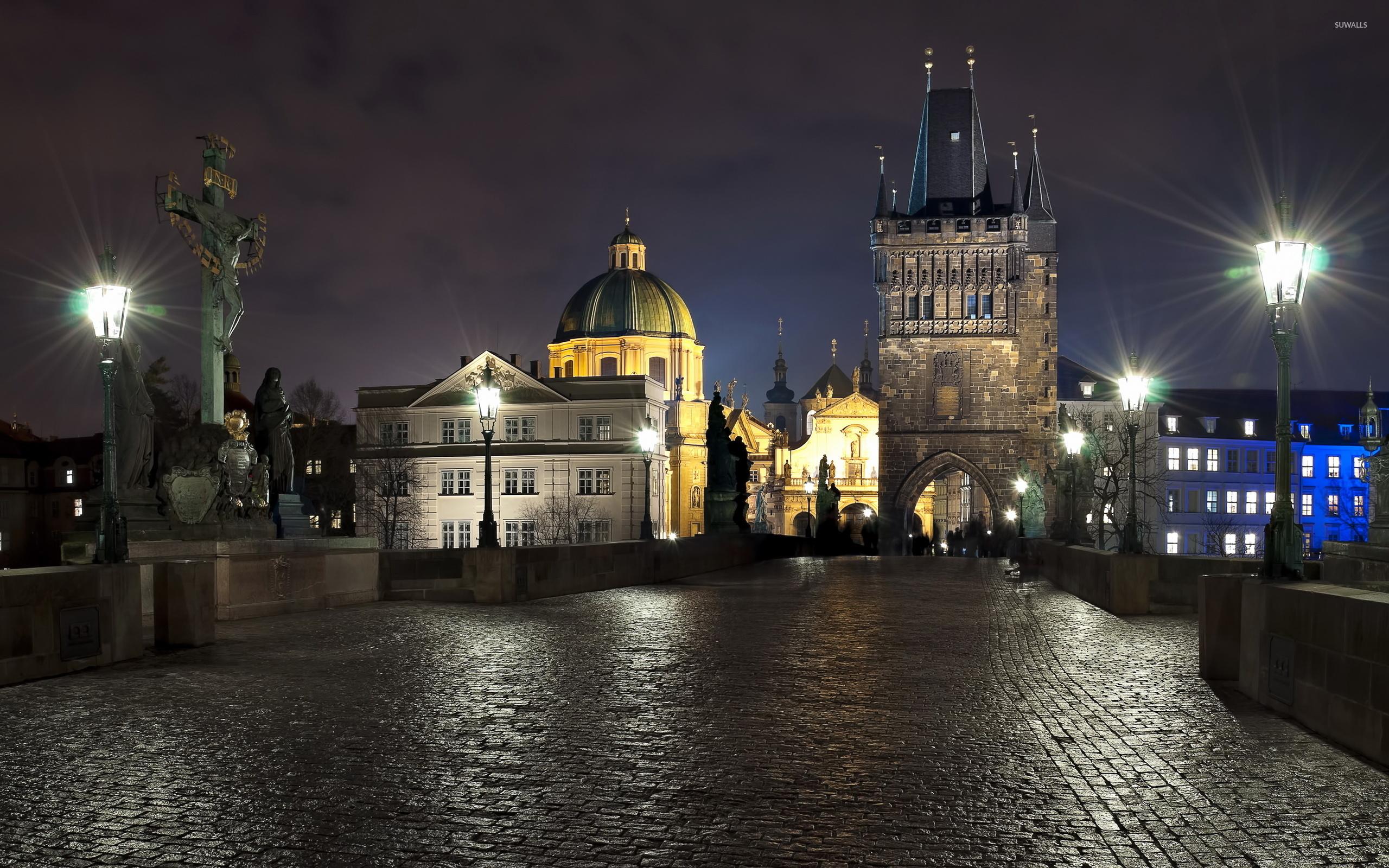 Ночная Прага без смс