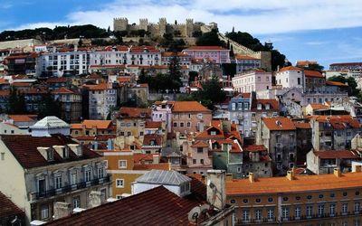 Lisbon, Portugal wallpaper