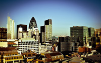 London cityscape wallpaper 1920x1200 jpg