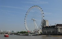 London Eye wallpaper 2560x1600 jpg