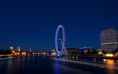 London Eye [2] wallpaper