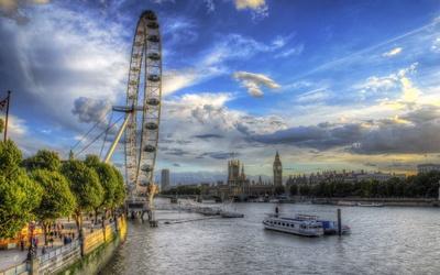 London Eye [3] wallpaper