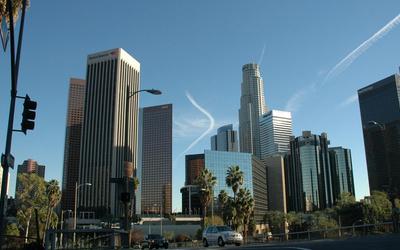 Los Angeles [5] wallpaper