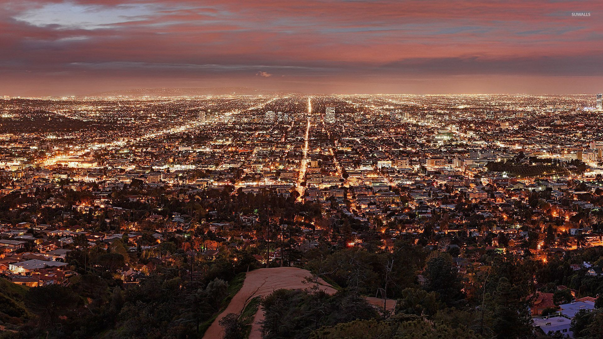 Beautiful Wallpaper Night Los Angeles - los-angeles-by-night-30168-1920x1080  HD-92491.jpg