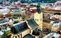 Lviv wallpaper 1920x1080 jpg