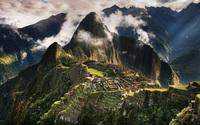 Machu Picchu wallpaper 2560x1600 jpg