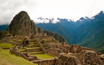 Machu Picchu [2] wallpaper