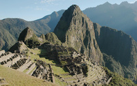 Machu Picchu [3] wallpaper 1920x1200 jpg