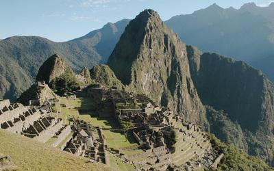 Machu Picchu [3] wallpaper
