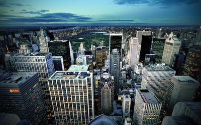 Manhattan [3] wallpaper