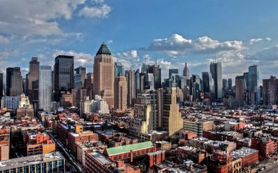 Manhattan [4] wallpaper