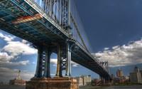 Manhattan Bridge [2] wallpaper 1920x1080 jpg
