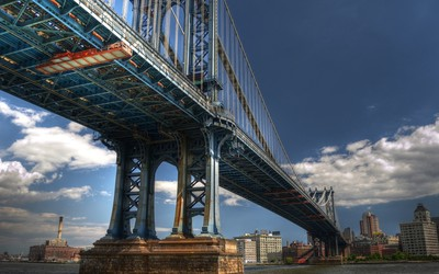 Manhattan Bridge [2] wallpaper