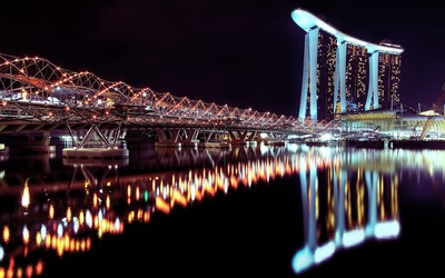 Marina Bay Sands [2] wallpaper