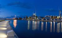 Melbourne Docklands [3] wallpaper 1920x1200 jpg