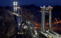Mike O'Callaghan-Pat Tillman Memorial Bridge wallpaper 2560x1600 jpg
