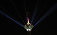 Milad Tower wallpaper 1920x1200 jpg