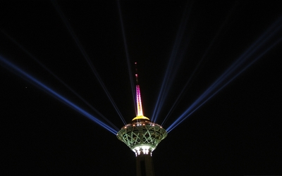 Milad Tower wallpaper