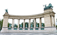 Millennium Monument wallpaper 2880x1800 jpg