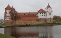Mir Castle Complex wallpaper 3840x2160 jpg