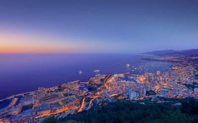Monaco [5] wallpaper