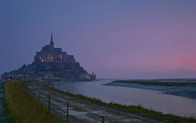 Mont Saint-Michel [2] wallpaper