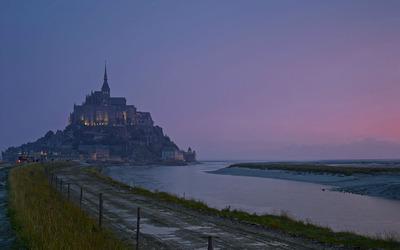 Mont Saint-Michel [2] wallpaper