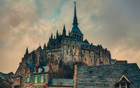 Mont Saint-Michel [3] wallpaper 1920x1080 jpg
