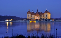 Moritzburg Castle wallpaper 2560x1600 jpg