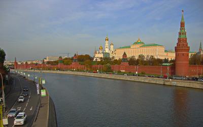 Moscow Kremlin [10] wallpaper
