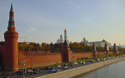 Moscow Kremlin [11] wallpaper