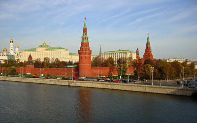 Moscow Kremlin [6] wallpaper