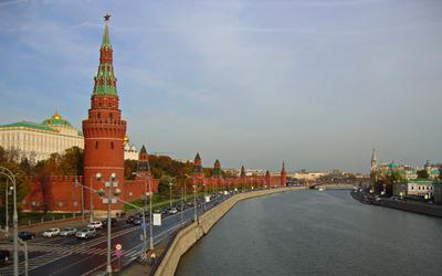 Moscow Kremlin [4] Wallpaper