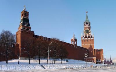 Moscow Kremlin [7] wallpaper