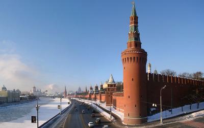 Moscow Kremlin [5] wallpaper