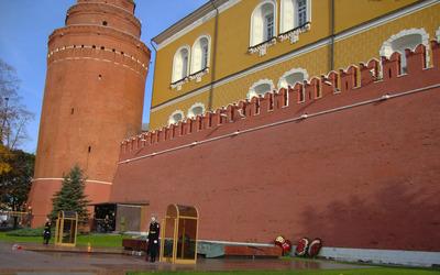 Moscow Kremlin [12] wallpaper