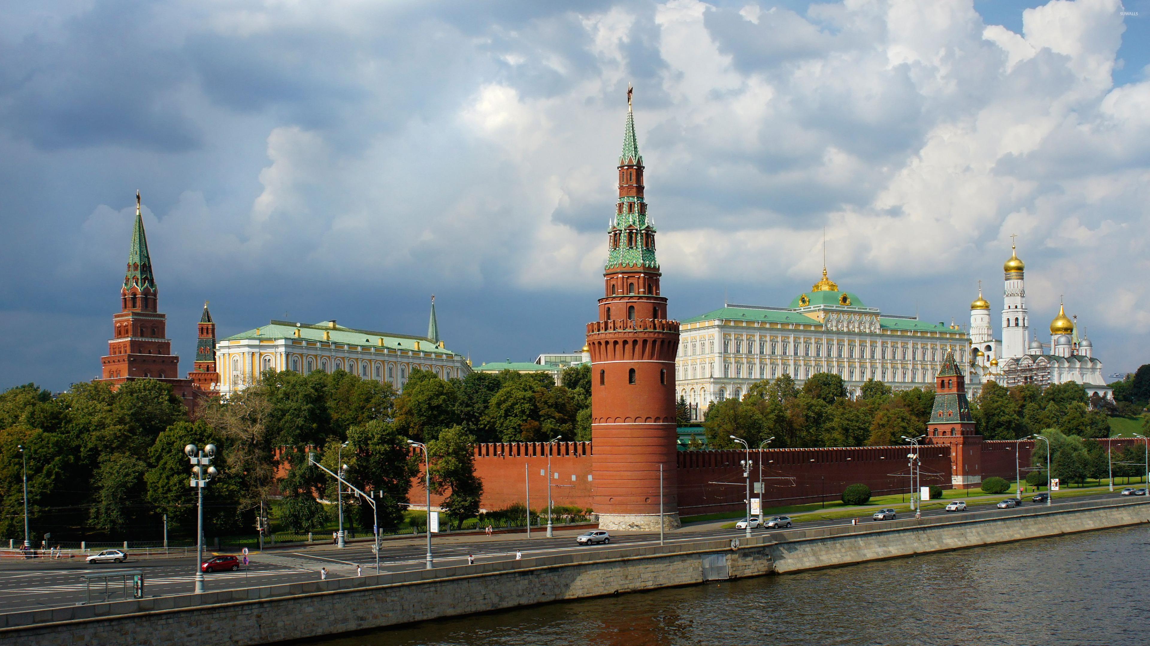 Moscow Kremlin 3 Wallpaper World Wallpapers 40263