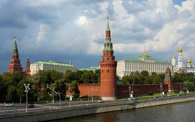 Moscow Kremlin [3] wallpaper