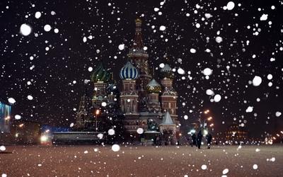 Moscow Kremlin [9] wallpaper