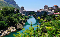 Mostar wallpaper 2560x1440 jpg